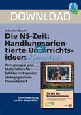 Die NS-Zeit: Quellenarbeit und Zeitzeugeninterviews Preview 1