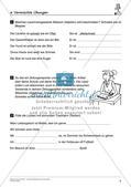 Wortarten: Vermischte Übungen und Lernkontrolle Preview 11