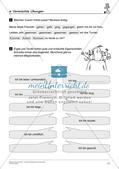 Wortarten: Vermischte Übungen und Lernkontrolle Preview 13