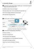 Wortarten: Vermischte Übungen und Lernkontrolle Preview 14