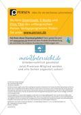 Wortarten: Vermischte Übungen und Lernkontrolle Preview 20