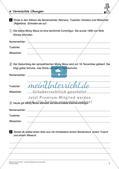Wortarten: Vermischte Übungen und Lernkontrolle Preview 9