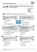 Grammatiktraining: Adverbiale Bestimmung Preview 11