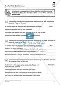 Grammatiktraining: Adverbiale Bestimmung Preview 4