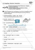 Satzgefüge, Satzarten, Satzzeichen Preview 14