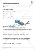 Satzgefüge, Satzarten, Satzzeichen Preview 5
