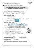 Satzgefüge, Satzarten, Satzzeichen Preview 7