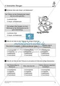 Satzlehre: Vermischte Übungen und Lernkontrolle Preview 10