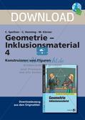 Inklusionsmaterial zum Schwerpunkt Geometrie Preview 1