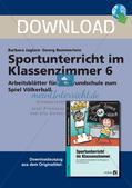 Sporttheorie: Völkerball Preview 1