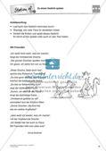 Lernstationen inklusiv: Verstehen von Gedichten Preview 16