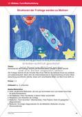 Bewertung im Kunstunterricht : Blattaufteilung Preview 12