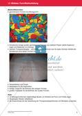 Bewertung im Kunstunterricht : Blattaufteilung Preview 4