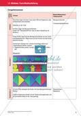 Bewertung im Kunstunterricht : Blattaufteilung Preview 5