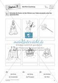 Lernstation inklusiv: Lesen von Märchen Preview 8