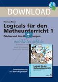 Logicals für den Mathematikunterricht: Zahlen und ihre Darstellungen Preview 1