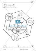 Einfache Mandalas rund um Konsonanten Preview 8
