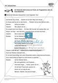 Rechtschreibtraining: Satzzeichen Preview 6
