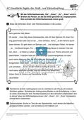 Orthographie: Substantivierung und Anrede Preview 8