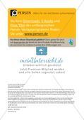 Schwungübungen: Blanko-Vorlagen und Deckblatt Preview 8