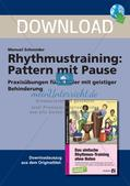 Rhythmustraining: Pattern mit Pause Preview 1