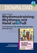Rhythmustraining: Rhythmen mit Hand und Fuß Preview 1