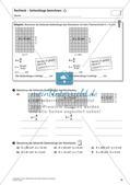 Flächeninhalt und Umfang: Rechteck und Quadrat Preview 14