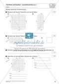 Flächeninhalt und Umfang: Rechteck und Quadrat Preview 18