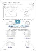 Flächeninhalt und Umfang: Rechteck und Quadrat Preview 21