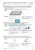 Flächeninhalt und Umfang: Rechteck und Quadrat Preview 26