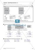 Flächeninhalt und Umfang: Rechteck und Quadrat Preview 31