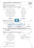 Flächeninhalt und Umfang: Rechteck und Quadrat Preview 35
