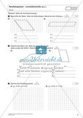 Flächeninhalt und Umfang: Das Parallelogramm Preview 10