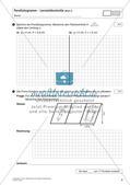 Flächeninhalt und Umfang: Das Parallelogramm Preview 11