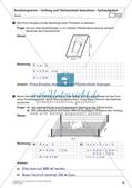Flächeninhalt und Umfang: Das Parallelogramm Preview 18