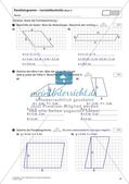 Flächeninhalt und Umfang: Das Parallelogramm Preview 19