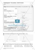 Flächeninhalt und Umfang: Das Parallelogramm Preview 6