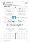 Flächeninhalt und Umfang: Das Dreieck Preview 10
