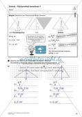 Flächeninhalt und Umfang: Das Dreieck Preview 15