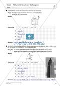 Flächeninhalt und Umfang: Das Dreieck Preview 17