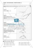 Flächeninhalt und Umfang: Das Dreieck Preview 6