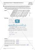 Flächeninhalt und Umfang: Geometrische Formen Preview 13