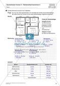 Flächeninhalt und Umfang: Geometrische Formen Preview 14