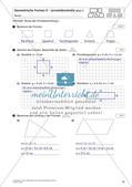 Flächeninhalt und Umfang: Geometrische Formen Preview 15