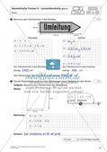 Flächeninhalt und Umfang: Geometrische Formen Preview 16