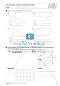 Flächeninhalt und Umfang: Geometrische Formen Preview 4
