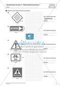Flächeninhalt und Umfang: Geometrische Formen Preview 5