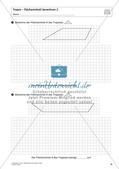 Flächeninhalt und Umfang: Das Trapez Preview 14