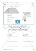Flächeninhalt und Umfang: Das Trapez Preview 17
