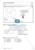 Flächeninhalt und Umfang: Der Kreis Preview 19